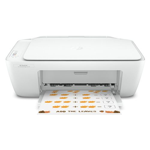 Multifuncional HP Deskjet Ink Advantage 2374 Inyección Térmica De Tinta HP Color