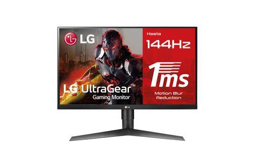 "MONITOR LG 27GL650F GAMING 27"" FULL HD FREESYNC 144HGZ HDMI"