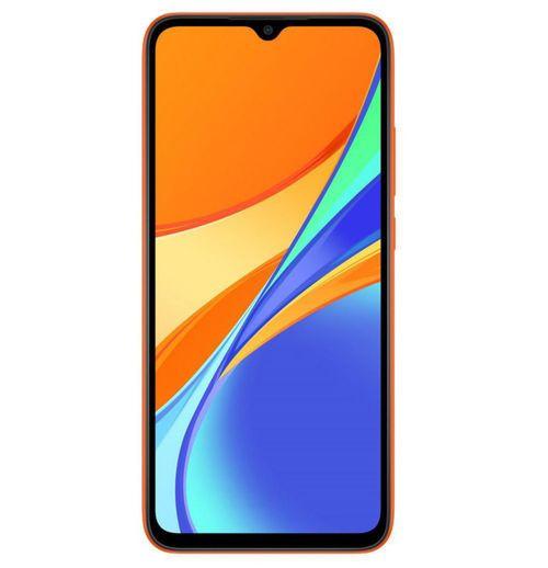 Xiaomi Redmi 9C 32GB Telcel - Naranja