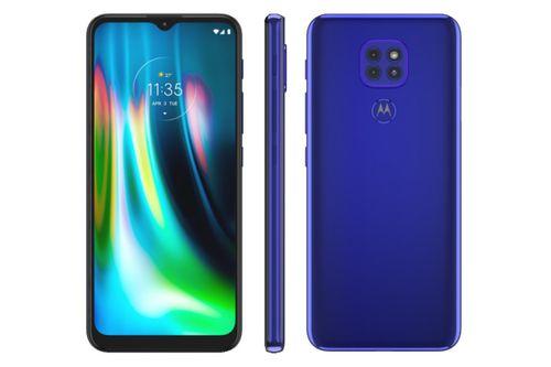 Motorola G9 Play 64Gb Azul