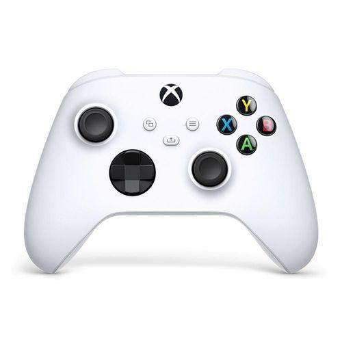 Control Inalámbrico Xbox Robot Blanco
