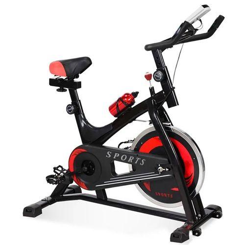 Bicicleta Fija Spinning Gym Centurfit 6kg - Negro