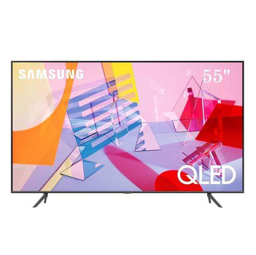 Pantalla QLED Samsung 55'' 4K Smart TV QN55Q60TAF