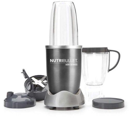 Procesador de Alimentos Nutribullet 600 Gris