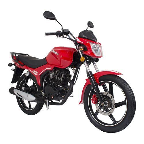 Motocicleta de Trabajo Italika FT150 GTS Roja