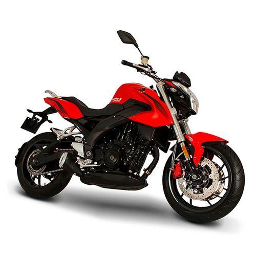 Motocicleta Deportiva Italika Vort-X 650 Roja