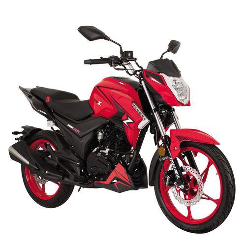 Motocicleta Italika 200Z Roja