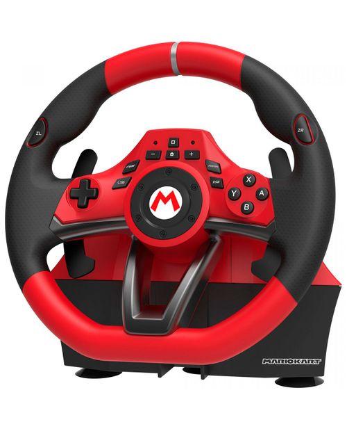 Volante Nintendo Switch Hori NSW-228U con pedales - Mario Kart