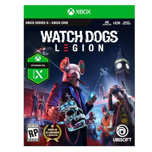 WATCH DOGS LEGION PARA XBOX ONE