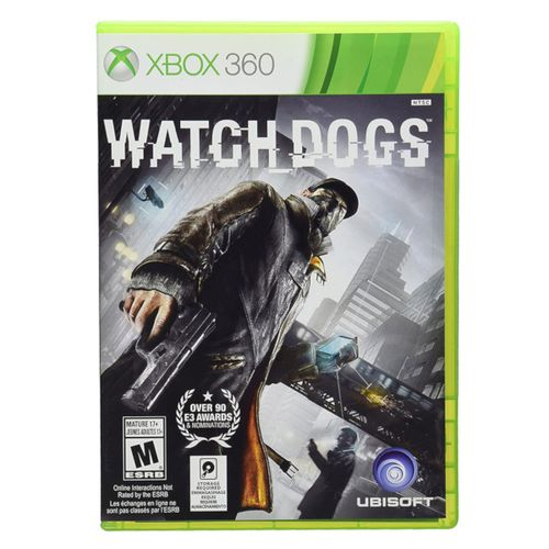 WATCH DOGS PARA XBOX 360