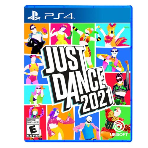 JUST DANCE 2021 PARA PS4