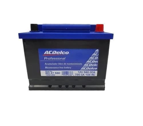 Bateria ACDelco Aveo 2012-2017