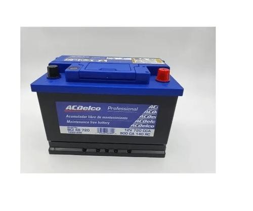 Bateria ACDelco Camaro 2010-2018