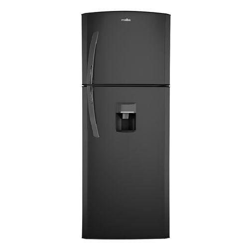 Refrigerador Mabe 10 Pies Top Mount RMA1025YMXP0 Black Steel