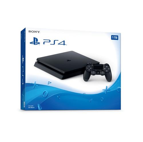 Sony PlayStation 4 Slim 1TB Black - CUH-2215B