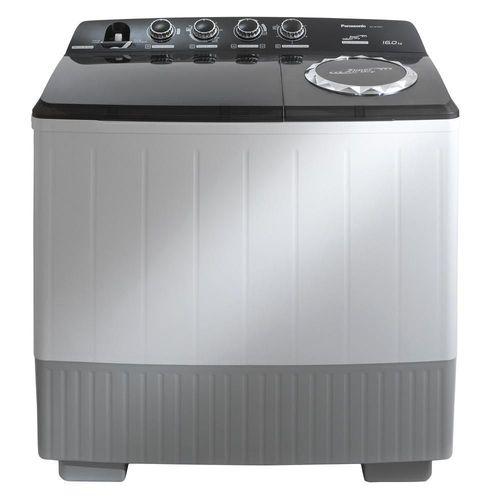 Lavadora de 2 Tinas Panasonic NA-W160X1BMX 16Kg Blanco con Gris