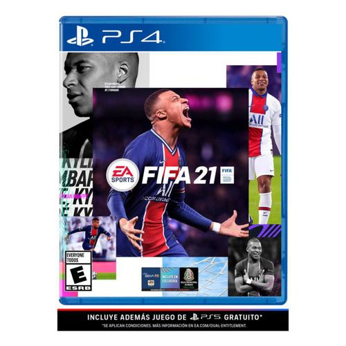 FIFA 21 Edición Legado PS4