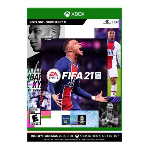 FIFA 21 Edición Legado Xbox One