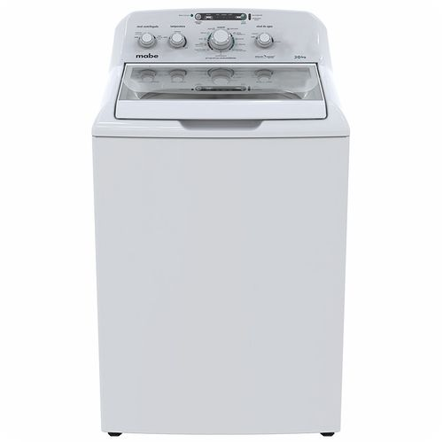 Lavadora Automática 20 kg Blanca Mabe
