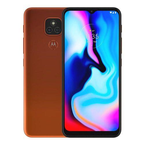 Motorola Moto E7 Plus 64GB Telcel - Naranja Twilight