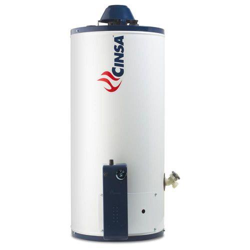 Boiler de Depósito a Gas LP Cinsa C101 38L