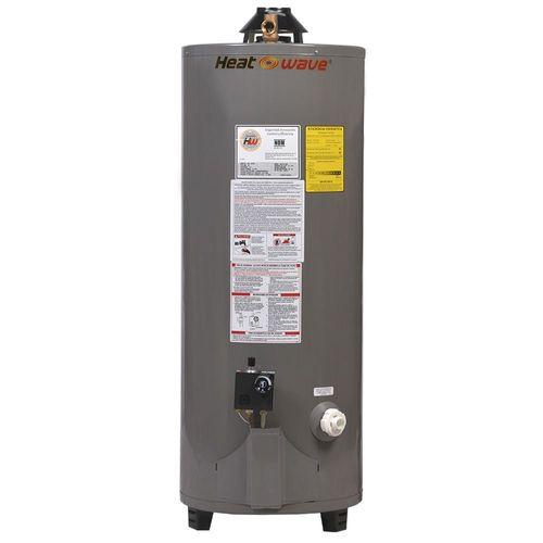 Calentador de Agua Depósito Heat Wave 20 Gal. Gas Natural