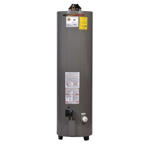 Calentador de Agua Depósito Heat Wave 30 Gal. Gas Natural