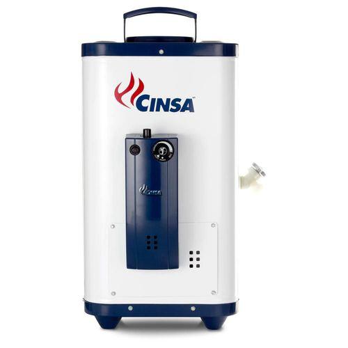 Boiler de Paso a Gas LP Cinsa CDP06 6L