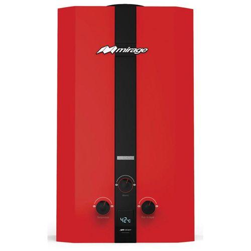 Boiler Instantáneo a Gas LP Mirage MBF06ZB 6L