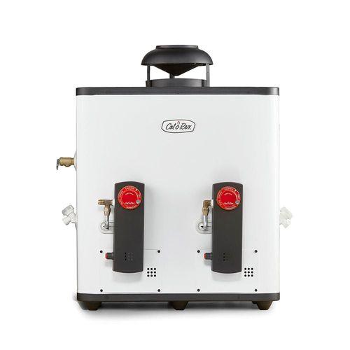 Boiler de Paso a Gas LP Calorex COXDP-15LP 15L