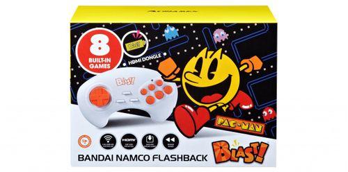Bandai Namco Flashback Blast! Pac-Man