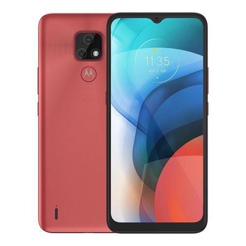 Motorola Moto E7 32GB Desbloqueado - Rosa Coral