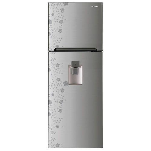 Refrigerador Top Mount Winia DFR-40510GNDG 14 Pies Silver