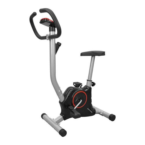 Bicicleta Fija Dynamic Negro con Rojo BW-DY8018