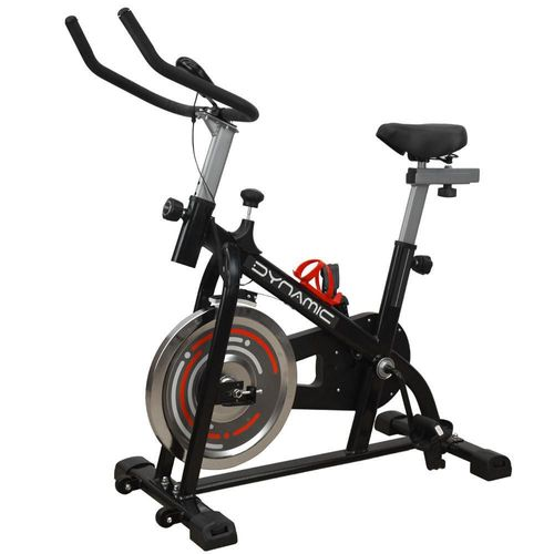 Bicicleta Fija Spinning Dynamic BW-DY7912 Negro