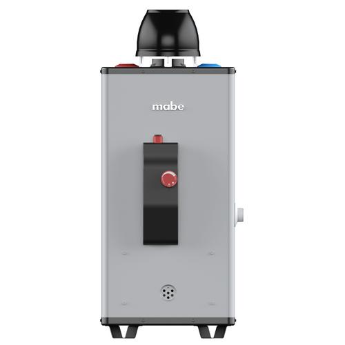 Calentador de Rápida Recuperación 1.5 Servicios Gas Natural Gris Mabe
