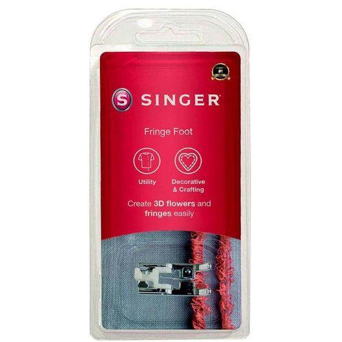 Prensatelas Singer para flecos y dobladillo, 250013901
