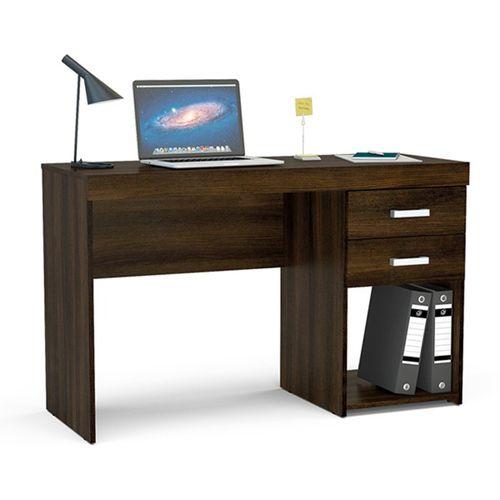 Escritorio Para Oficina o Home Office Mod. Malta Wengue