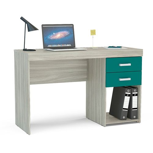 Escritorio Para Oficina o Home Office Mod. Malta Encino