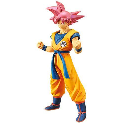 Super Saiyan God Son Goku Craneking Banpresto