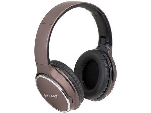 Audífonos tipo diadema NACEB NA-0308C, respuesta de frecuencia 20Hz
