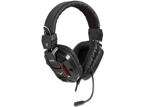 Audífonos Gamer tipo diadema NACEB NA-0312 con micrófono