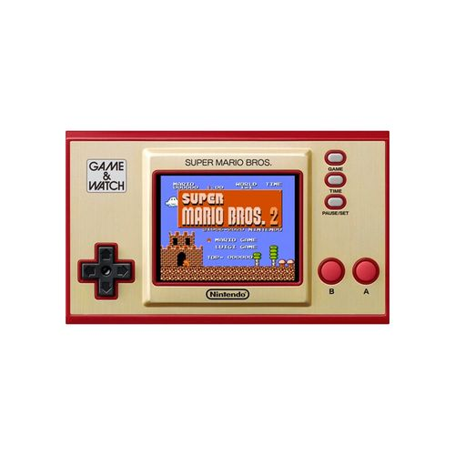 Consola Game And Watch Super Mario Bros Nintendo