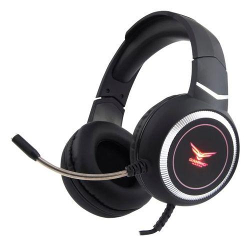 Audífonos Gamer Naceb Na-0311 Alámbrico 20Mhz