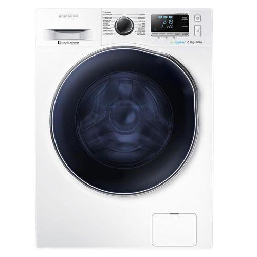 Lavasecadora Samsung WD10J6410AW/AX 10.5Kg/6Kg Blanca