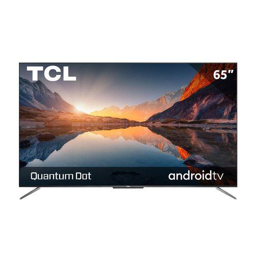 Pantalla QLED TCL 65 Pulgadas 4K Smart TV 65Q637