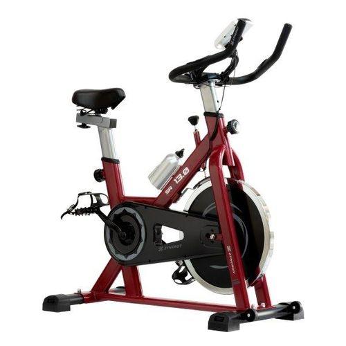 Bicicleta Fija Spinning 13kg Banda/monitor/sensores Pulso ZY