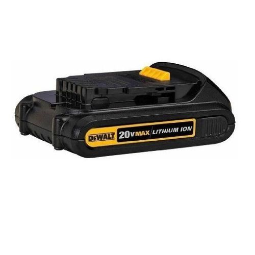 Batería 20v Compacta 1.5 Amp Dcb201-b3 Dewalt