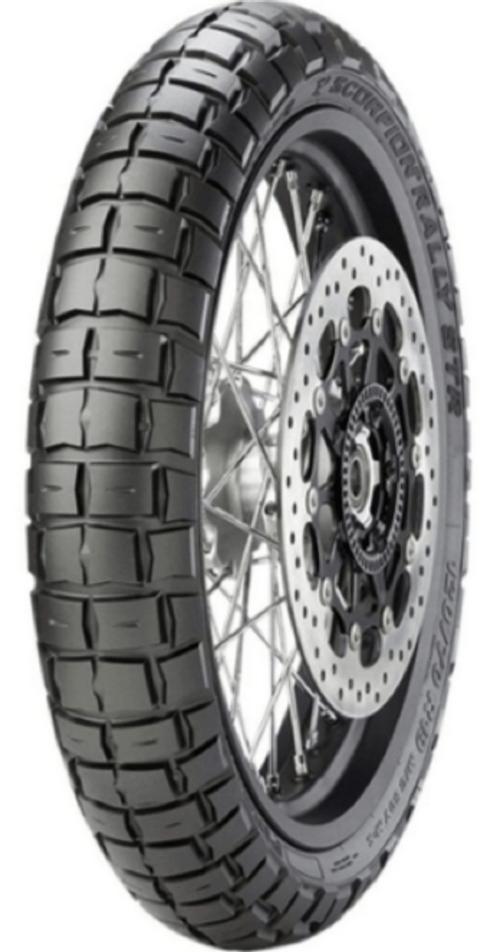 Llanta Para Moto Pirelli Scorpion Rally Str 120/70 R19 60V