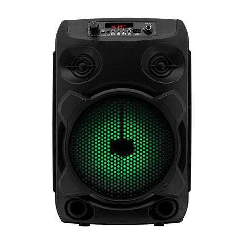 """Bafle amplificado ALIEN PRO P-900 Negro/8""""/Bluetooth/TWS/15W"""